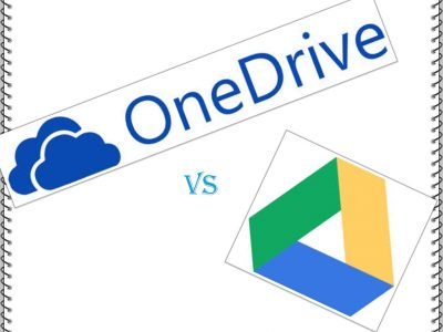 Microsoft OneDrive pret Google Drive