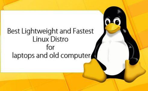 Labākie Linux lēniem un lietotiem datoriem